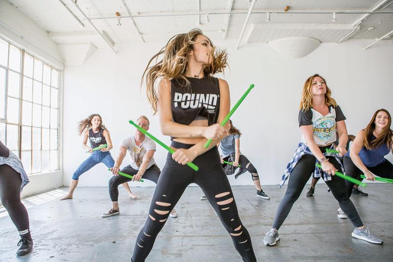 Pound workout