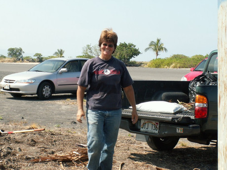 July 2006 Beautification Days - Mahalo To All Who Helped!