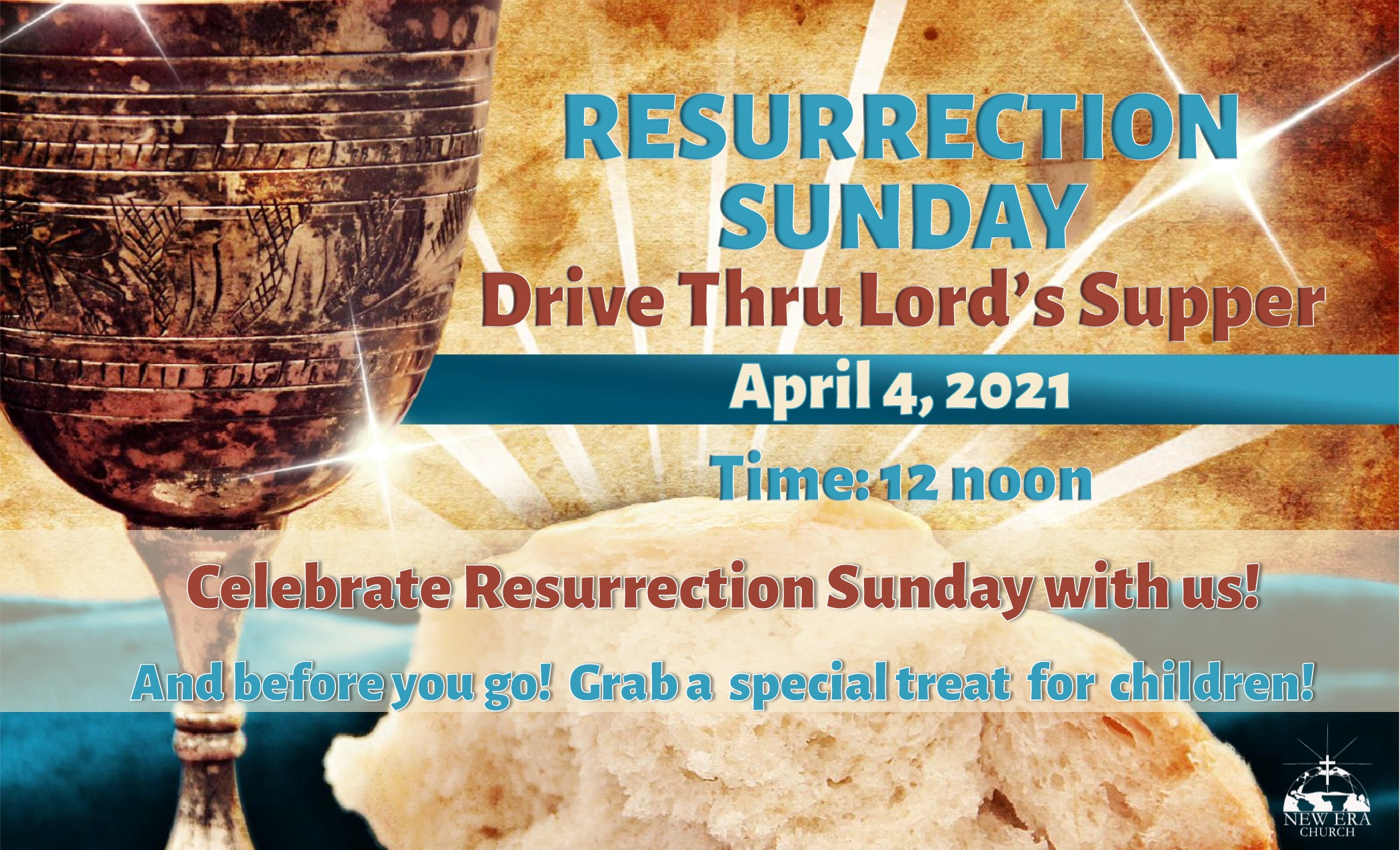 Resurrection Sunday Drive Thru Lords Sup