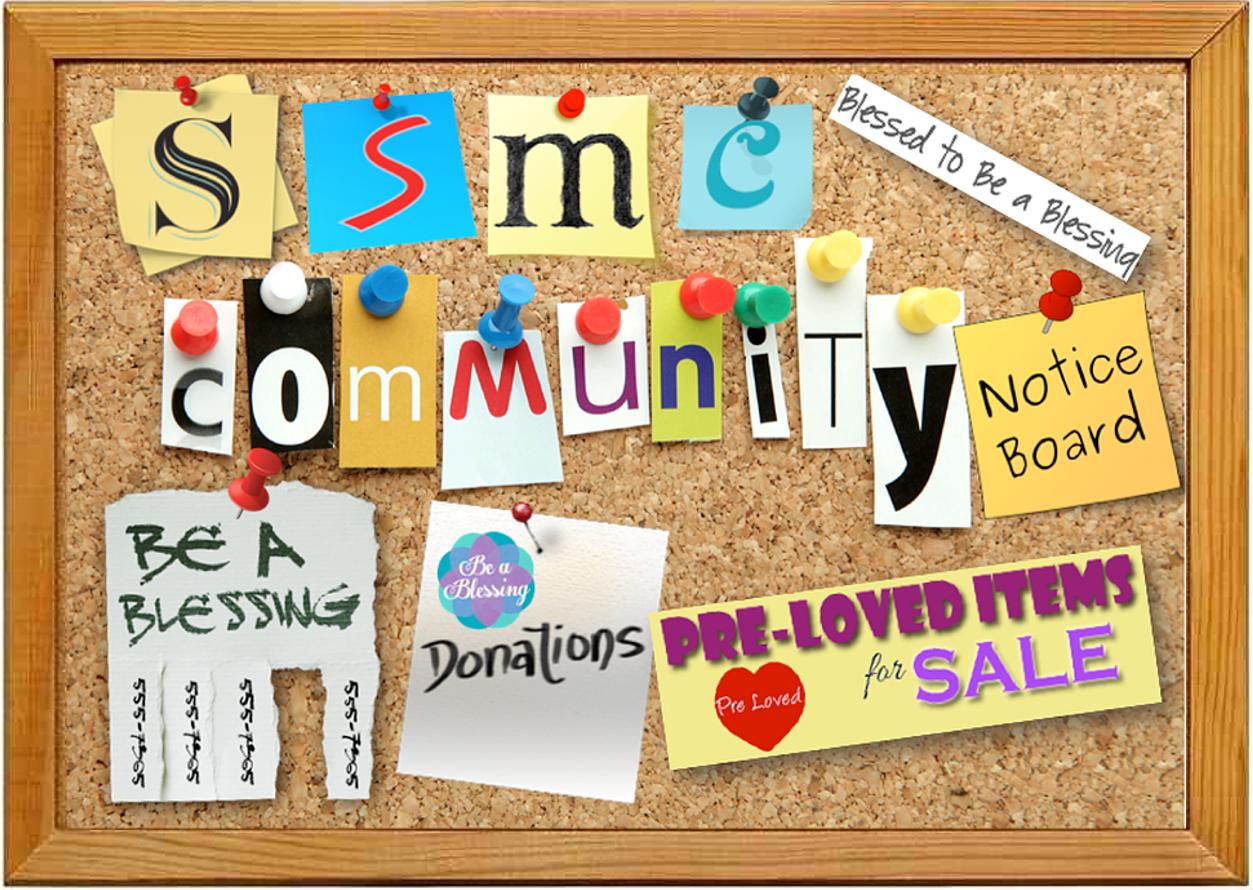 SSMC Community Board