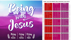 Being with Jesus OT Reading Plan