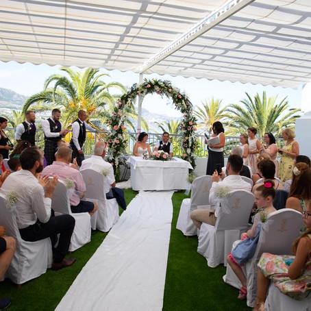 Wedding Venues Spain 2018