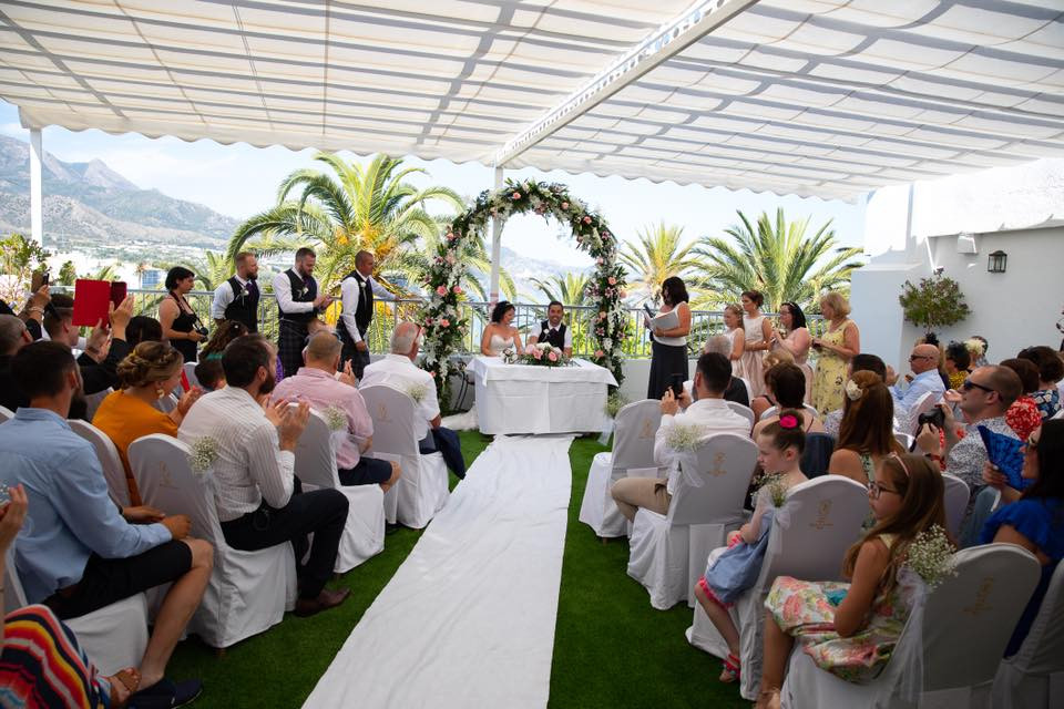 Wedding Celebrant Nerja