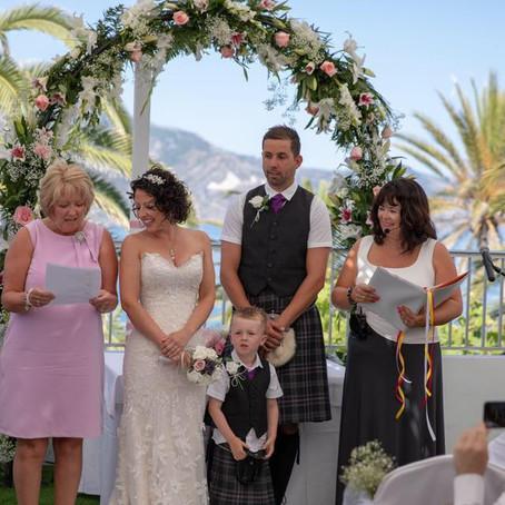 Wedding ceremony guide: Ten popular ceremony readings