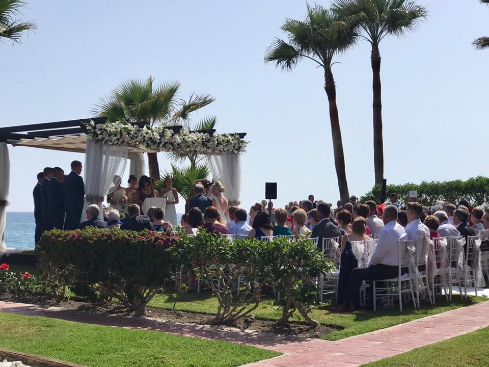 Wedding Celebrant Nerja, Celebrant Nerja