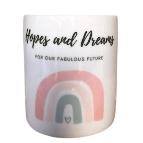Hopes and Dreams Money Bank