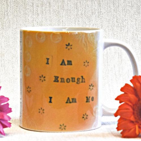 I Am Enough Mug