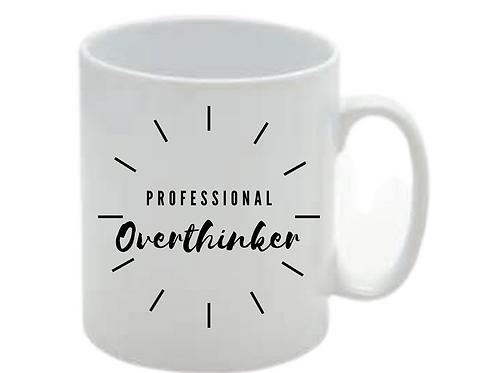 Professional Overthinker Mug