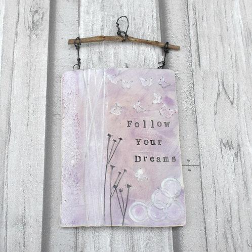 Follow Your Dreams Vintage Lilacs Blend
