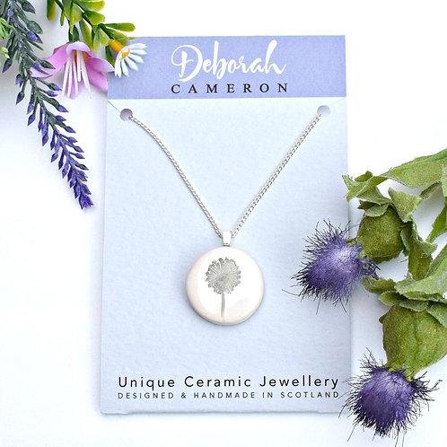 Scottish Wish Round Necklace