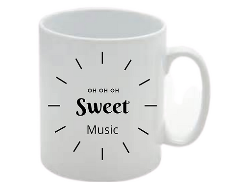 Sweet Music Mug