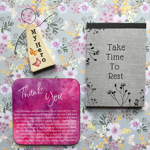 Thank You Positivity Girls Gift Box