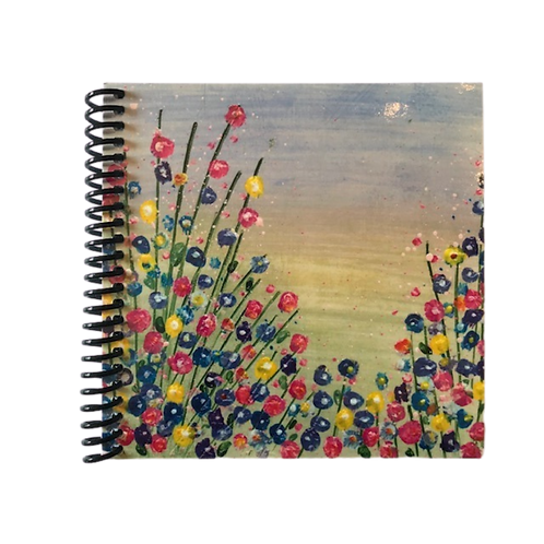 Blooms In Summer Note Book