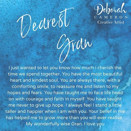 Dearest Gran Coaster