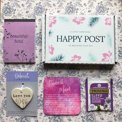 Mum Happy Post Gift Box