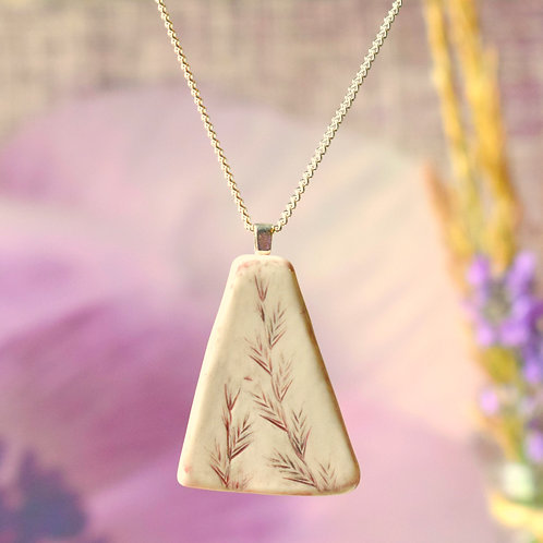 Copper Country Heather Necklace