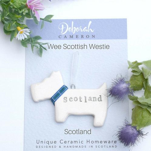 Wee Scotland Westie