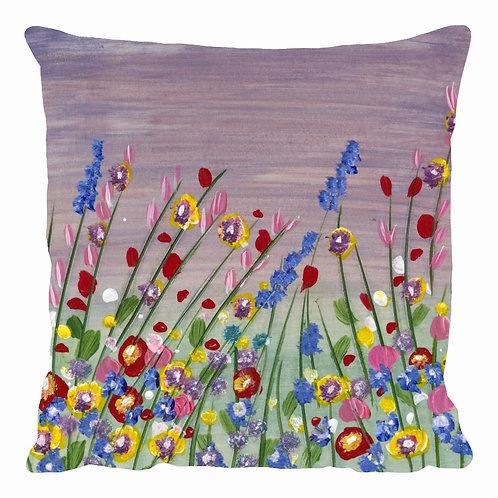 Twilight Meadow Cushion