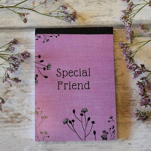 Mini Botanics Notebook
