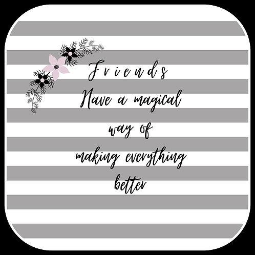 Magical Way (Various) Coaster