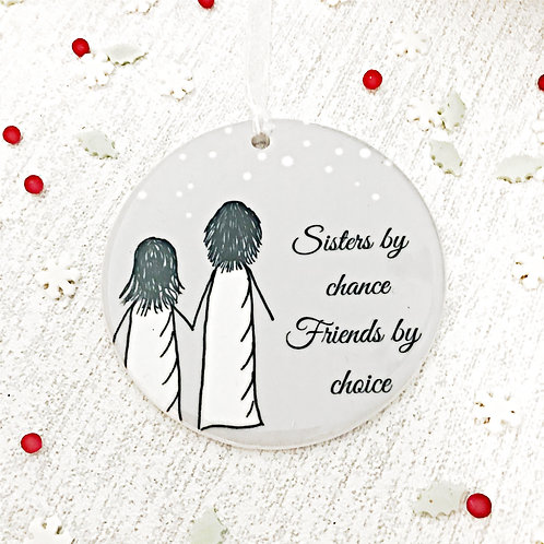 Special Sister Sentimental Decoration