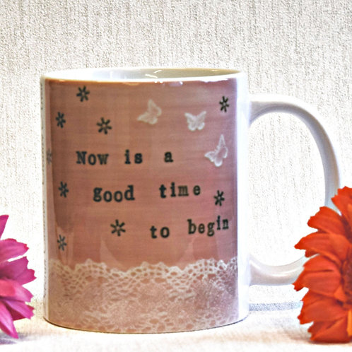 Now is a good time Mug