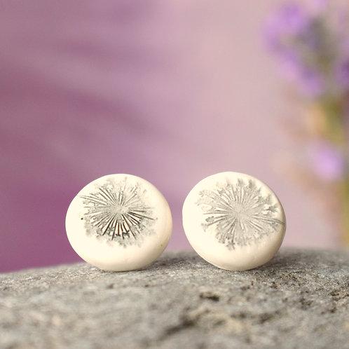 Scottish Wish Round Earrings