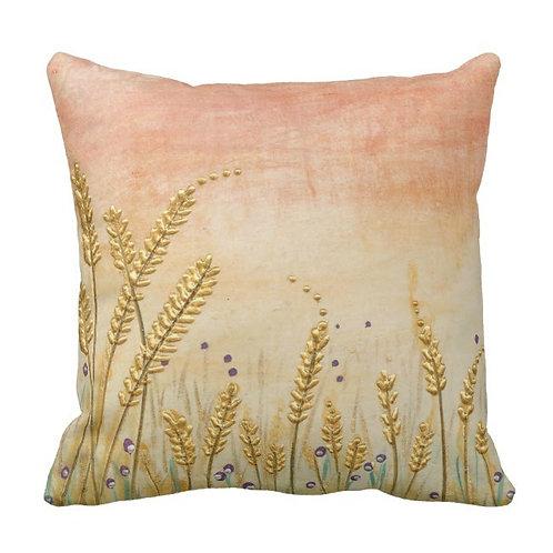Sunset Barley Cushion