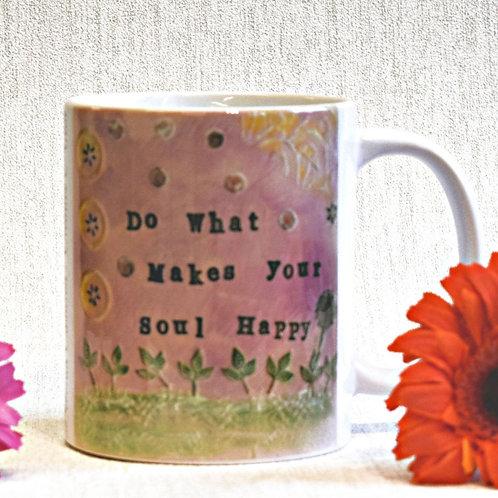 Soul happy Mug