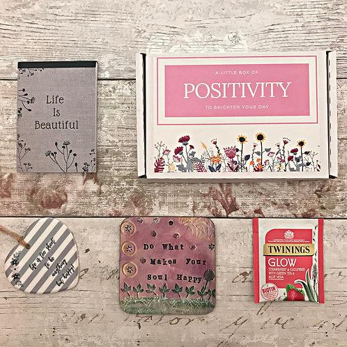 Little Box of Positivity