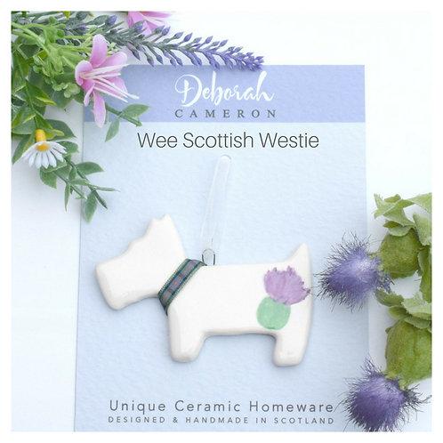 Wee Thistle Westie