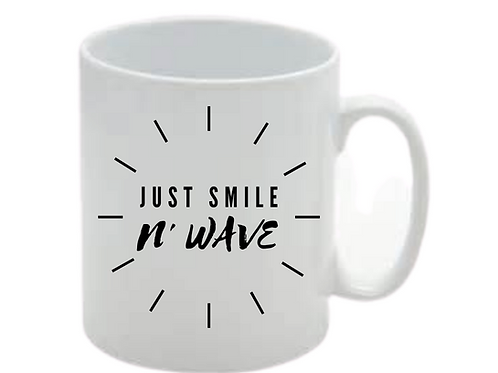 Smile n Wave Mug