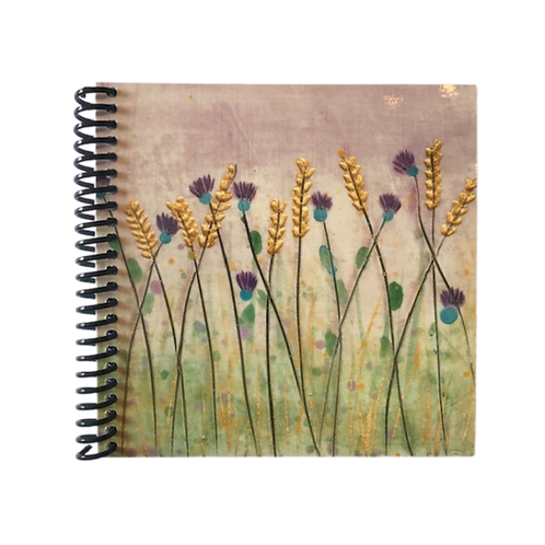 Thistles and Barley Note Book