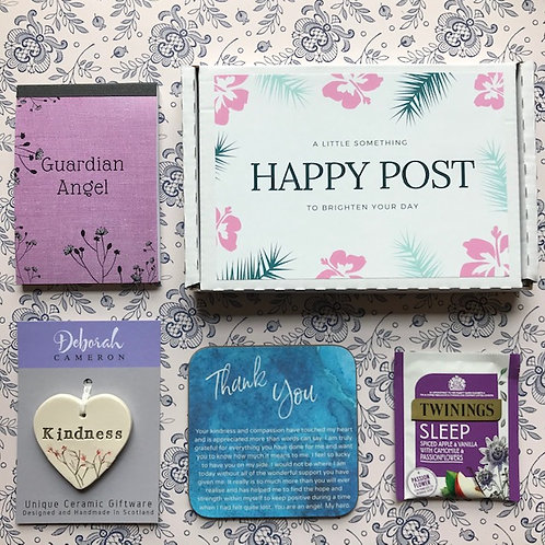 Happy Post Thank You Gift Box