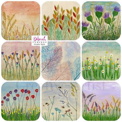 Scottish Meadow Coaster Selection