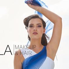 NHM Fotoshooting-Make up & Haare
