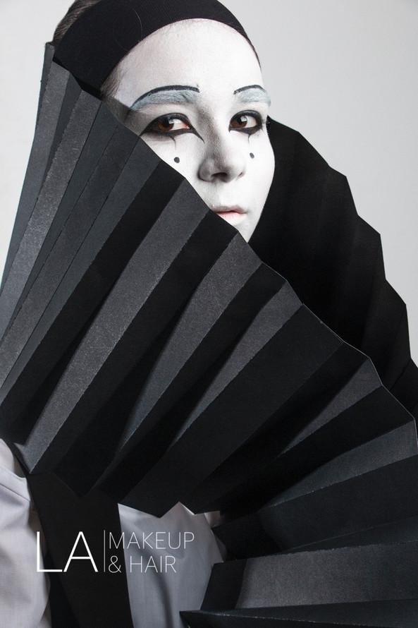 Bühnen-Make up