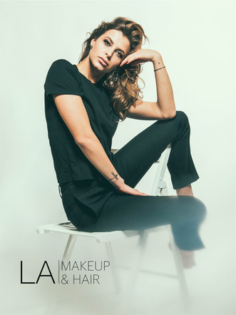 Fotoshooting-Make up & Haare