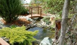 Bridge over streams