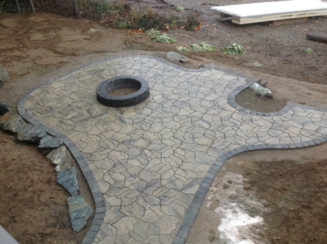 unique paving stones