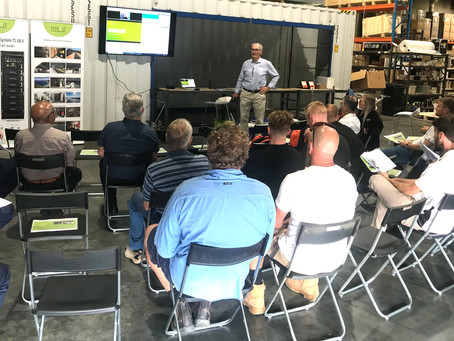 Tesvolt Technology Day - Introducing our New TS-I HV 80 Battery Storage System to Australia
