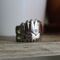 Crown Ring-two piece ring