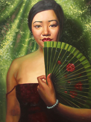 Maricar-Portrait Commission
