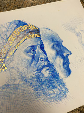 Arab in Profile