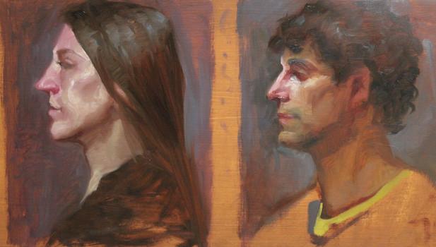 Portraits in Profile, 2-HR Demo
