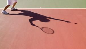 Tennis Players are Racquets