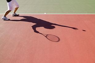 Servire di tennis