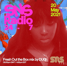 IG_The Fresh Out the Box DJ mix by DUO.j