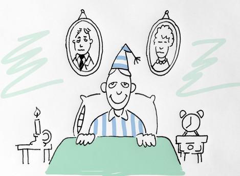 Lær av dine forfedre – sov bedre