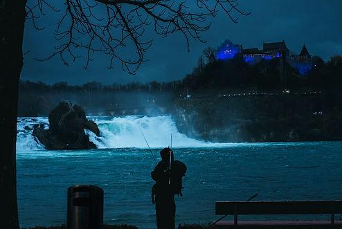 Switzerland, Waterfall